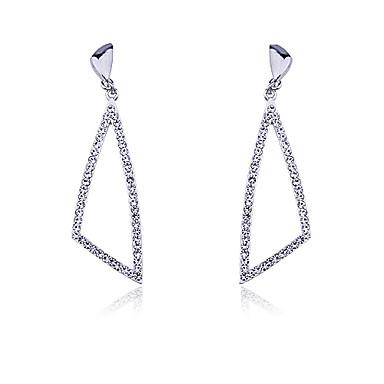 Σκουλαρίκι Κρεμαστά Σκουλαρίκια Κοσμήματα 2pcs Πάρτι / Καθημερινά / Causal Κρύσταλλο / Κράμα Γυναικεία