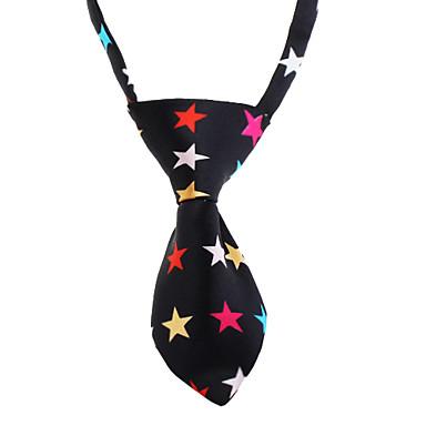 Chat / Chien Cravate/Noeud Papillon Noir Vêtements pour Chien Printemps/Automne Mariage