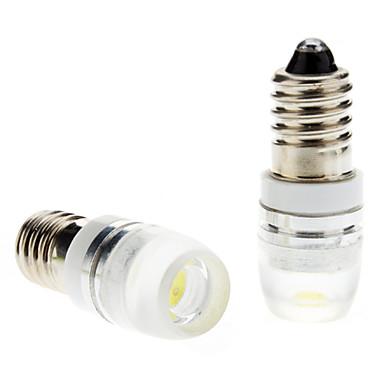 Araba Beyaz 1W Yüksek Performans LED 6000-6500 Gösterge Işıkları Yan Lambalar Sinyal Lambası