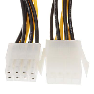 CPUの8ピン電源ケーブルF / M 0.15メートル