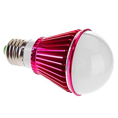 Bombillas Globo E27 5 W 5 LED de Alta Potencia 420-450 LM 3000-3500 K Blanco Cálido AC 85-265 V