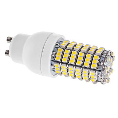 GU10 6 W 138 SMD 3528 410 LM Natural White Corn Bulbs AC 220-240 V