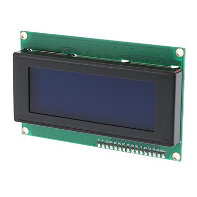 The LCD2004 adapter plate (For Arduino) IIC/I2C interface with LCD screen