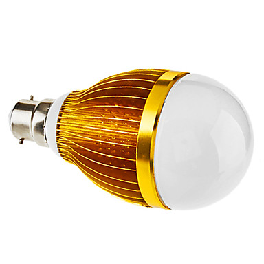 B22 12 W 12 High Power LED 630 LM Warm White A Dimmable Globe Bulbs AC 220-240 V