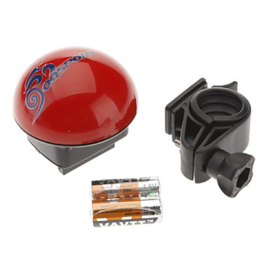 OQ Sports New Mushroom-shaped Bicycle Electronic Bell(with Battery)