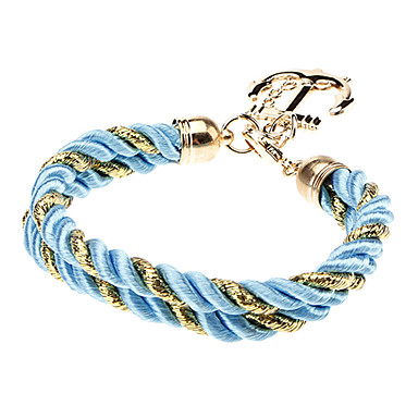 Women's Charm Bracelet Leather Bracelet Leather Jewelry For Party