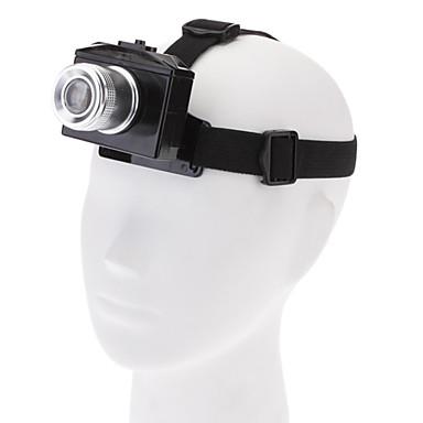 YM 0216 Cree XR-E Q5 3-Mode Yellow LED Diving Headlamp(Rechargable, White)