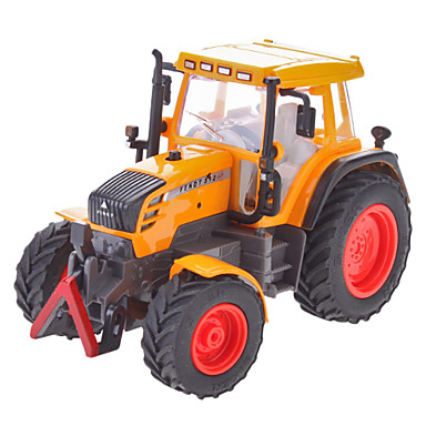 01:32 Giallo tirare indietro e vai Farmer Truck