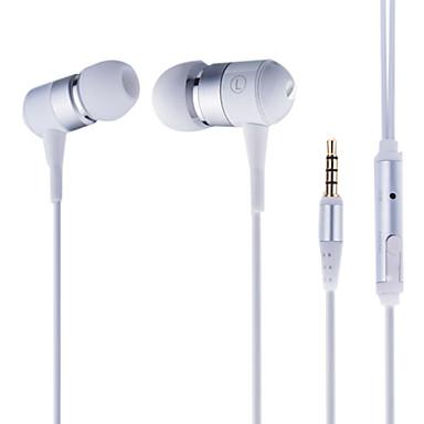 kingtime ny stil av metall in-ear hörlurar, kt-11b