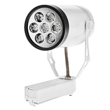 Luminária com Trilho 7 W 630 LM 6000K K Branco Natural 7 LED de Alta Potência AC 85-265 V