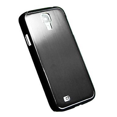 Brushed metal Handfeel oil Cover Hard Case for Samsung Galaxy S4 i9500