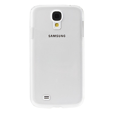 Transparent Hard Case for Samsung Galaxy S4 I9500