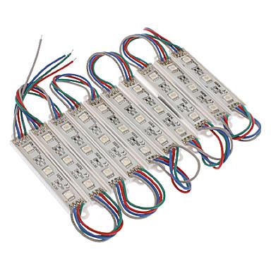 SMD 5050 12 V Su Geçirmez LED Çip Plastik