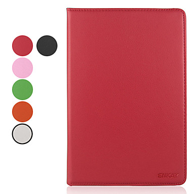360 Degree Rotating Lichee Pattern PU Leather Case with Stand for Samsung Galaxy Note 10.1 N8000 (Assorted Colors)