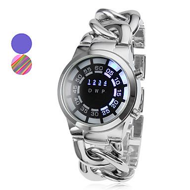 Lega Digital LED orologio da polso da uomo (colori assortiti)