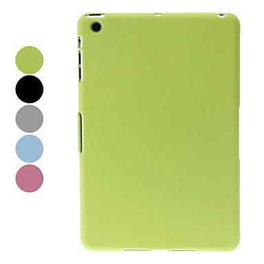 PC materiale fuld krop sag w / står for iPad Mini 3, iPad Mini 2, iPad Mini (assorterede farver)