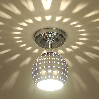 Sıva Altı Monteli Ortam Işığı - Mini Tarzı, LED, 110-120V / 220-240V, Sıcak Beyaz / Mavi, Ampul Dahil / 20-30㎡
