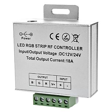 Wireless-Touch-5-Key-Fernbedienung für RGB LED Light Strip (12/24V)