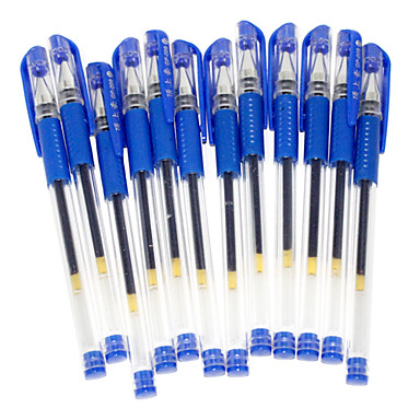 Multifuntion Blue Ink Gel Pen (3 stk)