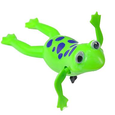 Rüzgar ile Çocuk Swim Frog (Rastgele Renk)