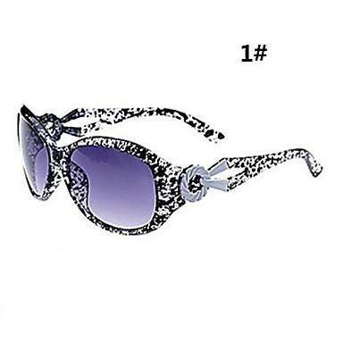 Woman's Bowknot Pattern Sunglasses