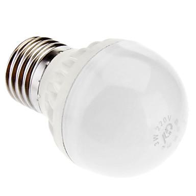 E27 3W 230lm 3000K Sıcak Beyaz Işık Balo Blub (220-250V) LED 6X5730SMD