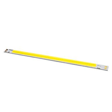 Diy 18 w 3000-3500 k 1600-1800lm sıcak beyaz ışık cob led (dc 12-14v)