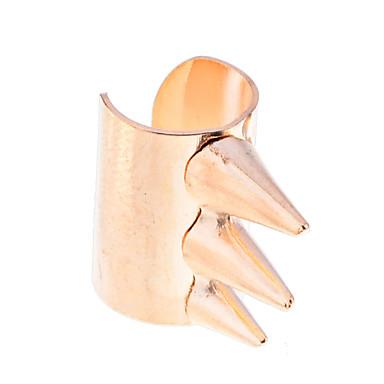 Γυναικεία Κουμπωτά Σκουλαρίκια - Ασημί Χρυσαφί Σκουλαρίκια Για Πάρτι Καθημερινά Causal