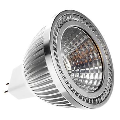 2700 lm GU5.3(MR16) LED Spot Işıkları MR16 1 led COB Sıcak Beyaz AC 12V DC 12V