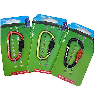 Buckle Durable for Camping / Hiking / Hunting / Climbing - Aluminium alloy / Aluminium Alloy 1 pcs