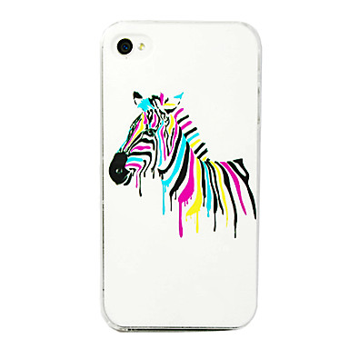 how to back up iphone on mac colorful zebra painting back for iphone 4 4s 698262 19832