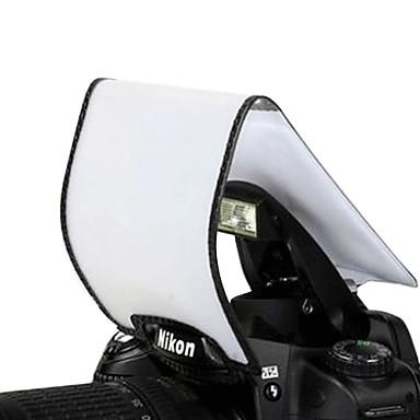 Pixco pop-up flitser van de camera diffuser voor Canon 60d 600d 7d 5d ii Nikon D7000 D3100 D5100