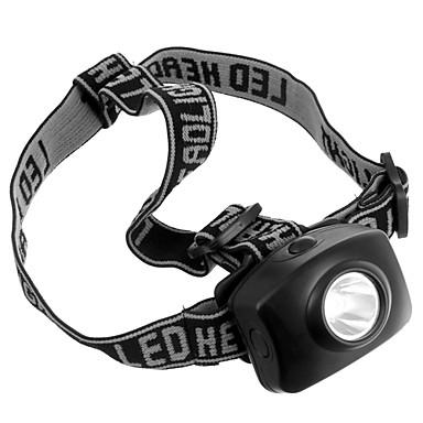 Kafa Lambaları Far LED 50 lm 1 Kip Taktik Kamp/Yürüyüş/Mağaracılık Günlük Kullanım Bisiklete biniciliği