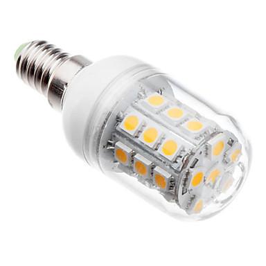 e14 g9 led corn lichten 30 smd 5050 410lm warm wit koud wit 3000k ac 220-240v
