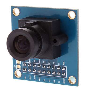 OV7670 300KP VGA Camera Module for Arduino (Works with Official Boards)