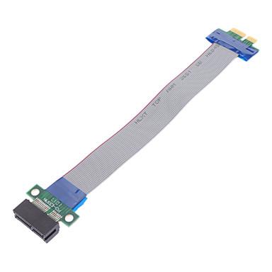 billige Kabler og adaptere-36 Pin Ribbon PCI Express (PCI-E) forlængerkabel til Desktop PC