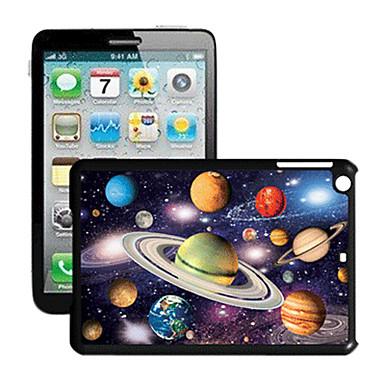 solsystemet mønster 3d effekt tilfelle for iPad Mini 3, ipad mini 2, ipad mini