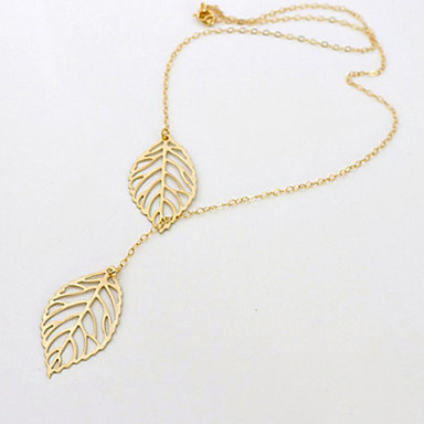 Women's Tassel Pendant Necklace Alloy Pendant Necklace , Party Daily Casual