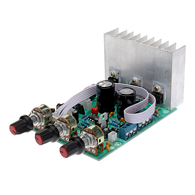 TDA2030A 2.1 Stereo Amp 3 Kanal Subwoofer Amplifikatör Devre