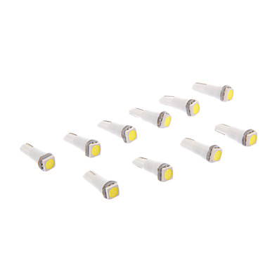 SO.K T5 Araba Ampul SMD 5050 10-20 lm Dönüş Sinyali Işığı For Uniwersalny