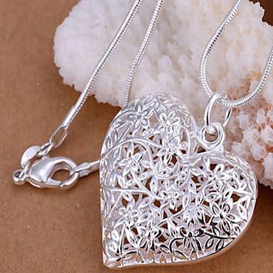 Gümüş Uçlu Kolyeler Günlük Mücevher