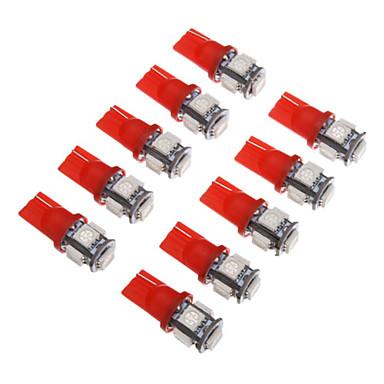 SO.K 2pcs T10 Araba Ampul SMD 5050 50-80lm Dönüş Sinyali Işığı For Uniwersalny