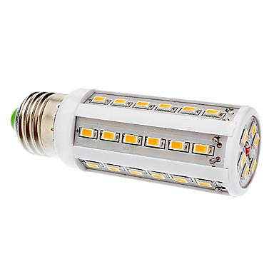 1 parça 8W 650-750 lm E26/E27 LED Mısır Işıklar 36 led SMD 5630 Sıcak Beyaz AC 220-240V