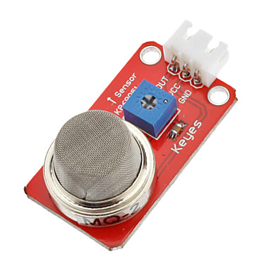 mq2® модуль датчика газа для Arduino