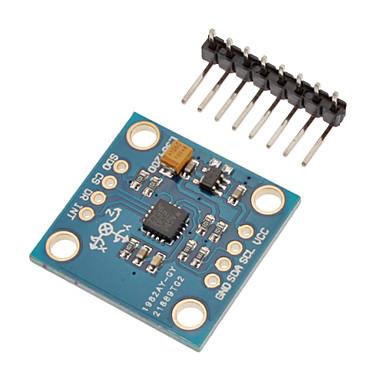 gy-50 L3G4200D 3 eksenli gyro sensörü, dijital modülü için (arduino için)