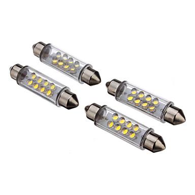 LORCOO 2pcs BA9S Araba Ampul 50 lm LED İç Işıklar