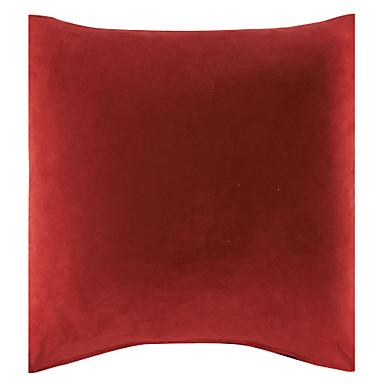 1 adet Polyester Yastık Kılıfı, Solid Geleneksel/Klasik