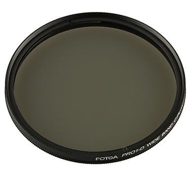 fotga® Pro1-d 67mm ultra ince multi-coated cpl dairesel polarize lens filtresi