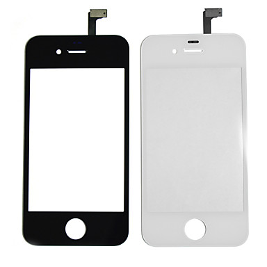 Touch Screen Glass Digitizer Replacement with Assembly Tools and 3M Adhesive Sticker for iPhone 4