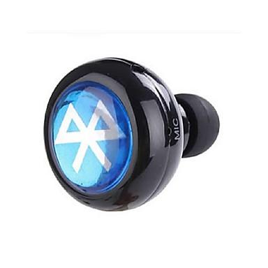 Kulakta Kablosuz Kulaklıklar Elektrostatik Plastik Pro Ses Kulaklık Mini / Mikrofon ile kulaklık